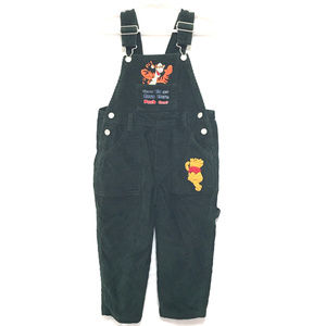 Other - Pooh and Tigger Corduroy Overalls Toddler SIZE 4T